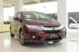 Doanh số ôtô, xe máy của Honda tăng trưởng mạnh tại VN