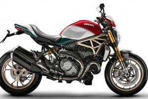 Ducati Monster 1200 25° Anniversario: Phiên bản đặc biệt chỉ 500 chiếc ra lò toàn cầu