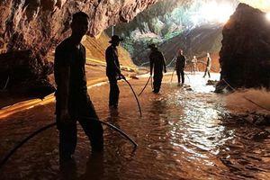 Hollywood làm phim về giải cứu đội bóng nhí Thái Lan