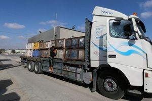 Israel đóng cửa khẩu chính với Dải Gaza