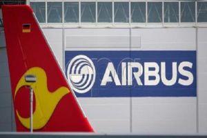 Airbus: Thị trường máy bay toàn cầu sẽ tăng gấp đôi vào năm 2037