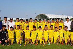 Đánh bại Quảng Nam, U13 SLNA xuất sắc giành vé vào bán kết