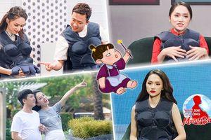 Bạn biết gì về bé Phù Thủy: 'Con gái cá tính' của Hoa hậu Hương Giang tại Khi đàn ông mang bầu?