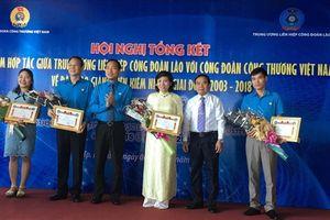 Công đoàn Công Thương VN: Tích cực hỗ trợ Trung ương Liên hiệp Công đoàn Lào