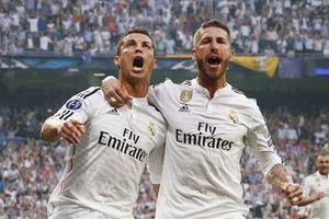 Được chơi bóng với Ronaldo là niềm vui của nhiều cầu thủ Real Madrid