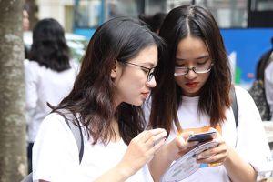 Đại học Ngoại thương, Học viện Nông nghiệp Việt Nam công bố điểm sàn xét tuyển năm 2018