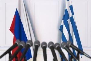 Nga 'lời qua tiếng lại' với Hy Lạp về chuyện trục xuất các nhà ngoại giao