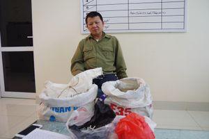 Quảng Ninh: Khởi tố đối tượng vận chuyển thuốc nổ trái phép
