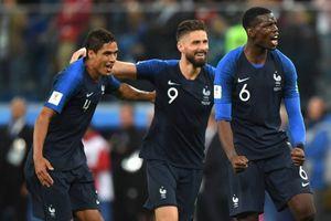 Pháp 1-0 Bỉ: Les Bleus giành vé vào chung kết