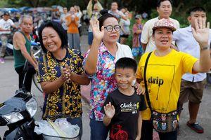 Đội bóng nhí Thái Lan phục hồi sau chiến dịch giải cứu 'bất khả thi'