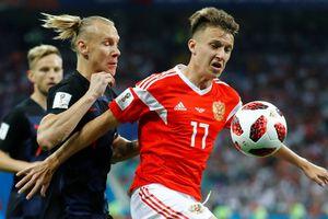 Vì sao đội tuyển Nga lấy lại được tình cảm của người hâm mộ?