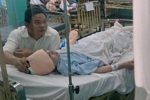 Kẻ dùng súng, dao tấn công hai cô gái ở Sài Gòn vì bị chia tay?