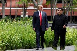Ông Trump giữ bí mật về 'món quà nhỏ' tặng Jong Un