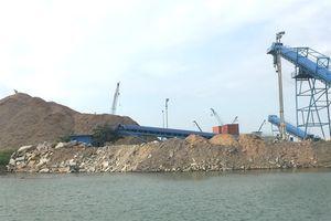 Phần mở rộng Tân cảng Quy Nhơn nằm ngoài quy hoạch!