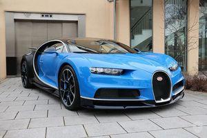 Rao bán Bugatti Chiron với giá 'khủng' 87 tỷ đồng