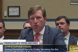 Mỹ: Không có bằng chứng Nga lên kế hoạch can thiệp bầu cử giữa kỳ 2018