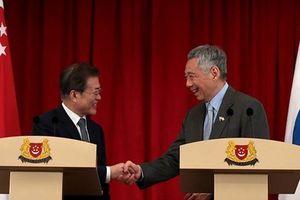 Hàn Quốc: Đàm phán phi hạt nhân hóa Triều Tiên đang đi đúng hướng