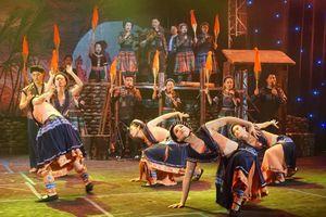 Chuyện lạ từ 'Mỵ' của Nhà hát Ca múa nhạc dân gian Việt Bắc