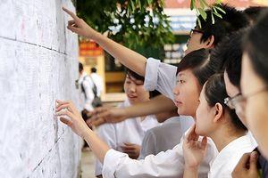 Dự kiến điểm chuẩn các trường đại học lớn sẽ giảm mạnh
