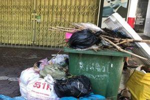 Quảng Ngãi: Mở lại bãi rác cũ 'cứu' thành phố khỏi mùi hôi thối