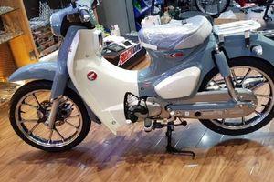 Honda Super Cub C125 đầu tiên tại Việt Nam giá 100 triệu đồng