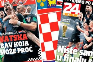 Báo chí Croatia: 'Tuyển Anh kém cỏi không thể tin được'