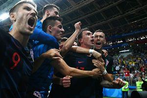 Hạ gục tuyển Anh, Croatia vào chung kết World Cup theo cách chưa từng có
