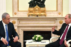 Israel hứa 'để yên' cho ông Assad, muốn Nga 'tống' Iran khỏi Syria?