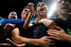Soi kèo sớm chung kết Pháp - Croatia
