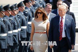Anh chi 'khủng' đảm bảo an ninh cho chuyến thăm của Tổng thống Mỹ