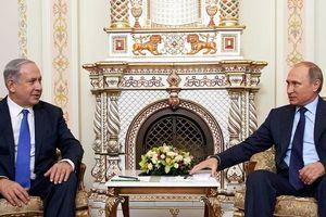 Ông Putin gửi 'thông điệp ẩn' cho Iran trong cuộc gặp Thủ tướng Israel