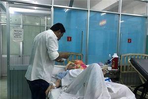 Hung thủ vụ bắn súng vào đầu 2 cô gái tại TPHCM đã tử vong