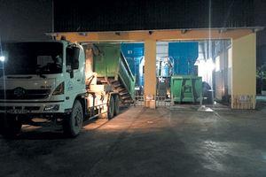 Trạm chuyển tải Lâm Du: Giảm tải cho các điểm cẩu rác trên đường phố trung tâm