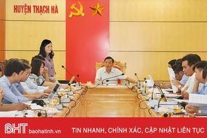 Đại biểu HĐND tỉnh thảo luận tổ chuẩn bị kỳ họp thứ 7