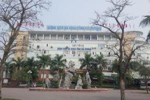 BV Đa khoa tỉnh Hải Dương bị xử phạt 200 triệu đồng vì xả thải không phép