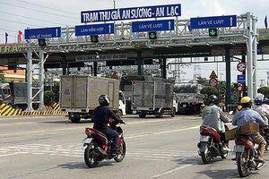 Tổng Cục đường bộ hỏa tốc đổi tên 'Trạm thu giá' thành 'Trạm thu phí'