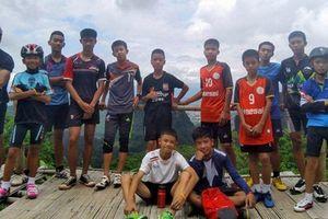 Nhà làm phim Hollywwod dựng phim về hành trình giải cứu đội bóng Thái Lan