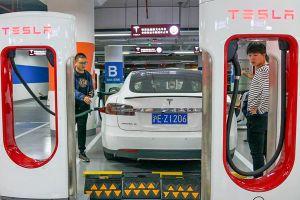 Chiến tranh thương mại, Tesla tính xây nhà máy ôtô điện tại Trung Quốc