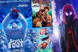 Phim hoạt hình nửa cuối 2018, cái tên nào sẽ vượt doanh thu của bom tấn 'Incredibles 2'?