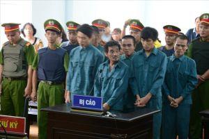 Xét xử 7 bị cáo về tội gây rối trật tự công cộng tại Bình Thuận
