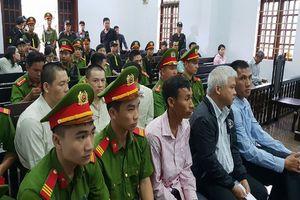 Xử phúc thẩm vụ nổ súng do tranh chấp đất ở Đắk Nông