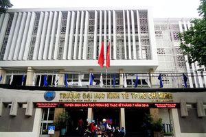 Trường ĐH Kinh tế TP.HCM công bố thí sinh trúng tuyển