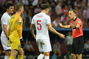 Thua Croatia, người Anh cay cú đòi điều tra trọng tài
