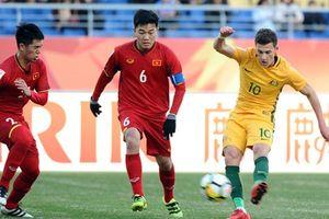 U23 Việt Nam không muốn đá với U19 Australia ở giải U23 quốc tế