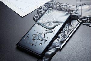 Galaxy Note 9 sẽ có màn hình 6,3 inch cong tràn hai cạnh