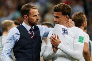 HLV tuyển Anh: 'Cả đội đang trải qua nỗi đau của thất bại'