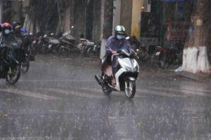 Dự báo thời tiết hôm nay 12/7: Mưa dông diễn ra trên cả nước
