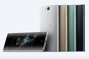 Sony Xperia XA2 Plus ra mắt với màn hình tràn viền