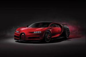 Ngắm nhìn siêu xe Bugatti Chiron Divo có giá hơn 137 tỷ đồng