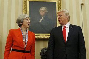 Tổng thống Mỹ Trump khẳng định mối quan hệ vững mạnh với Anh